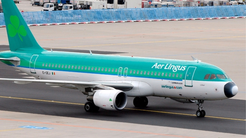 Aer Lingus yesterday claimed that cabin crew were seeking an additional 32 paid days off a year
