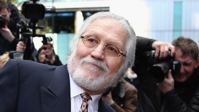 Dave Lee Travis was found not guilty of 12 indecent assault charges
