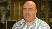 David Hall, Director of the Irish Mortgage Holders Organisation