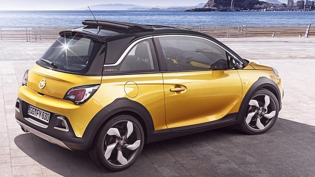 Opel Rocks