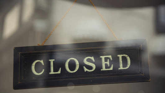 Businesses Closing