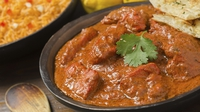 Chicken Tikka Masala - This has to be the most popular curry in the world! There is always a debate about the exact origins of the recipe, but it's certainly not an authentic Indian curry and is most likely a result of the curry devised for Western palates in the first Indian restaurants in Britain and Ireland.