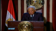Govt of Egypt's interim prime minster resigns