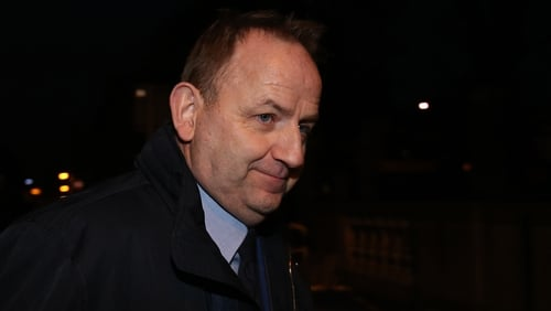 It is understood garda whistleblower Sergeant Maurice McCabe was interviewed at length for the report