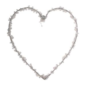 Metal Led Heart €10