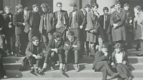 UCD Students 1969
