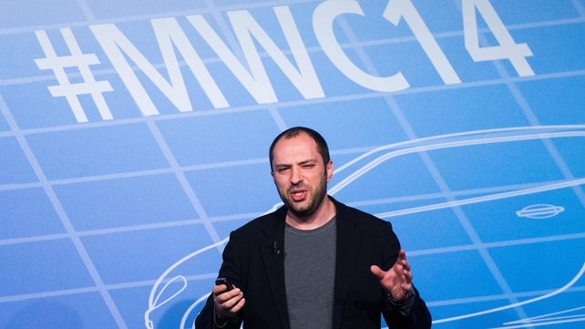 Jan Koum said WhatsApp will introduce voice services in the second quarter of this year