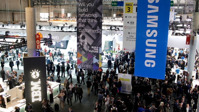 More than 75,000 people will visit the Mobile World Congress in Barcelona