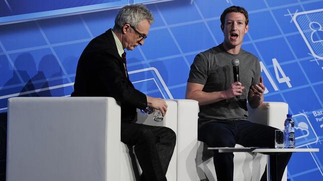 Facebook founder Mark Zuckerberg described WhatsApp as a great fit for Facebook