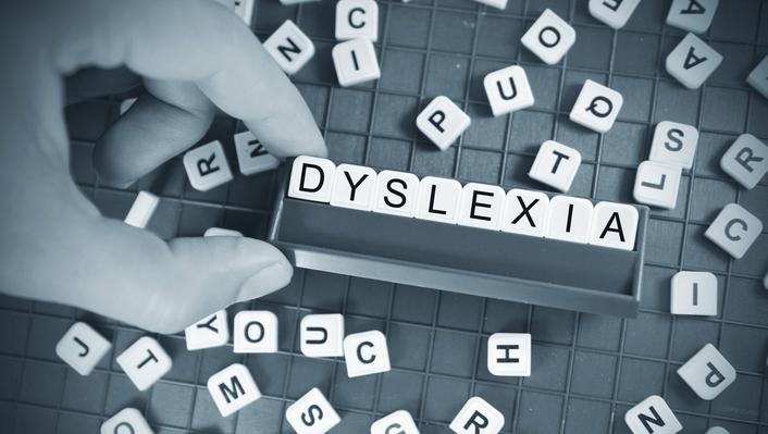 Dyslexia awareness week this week