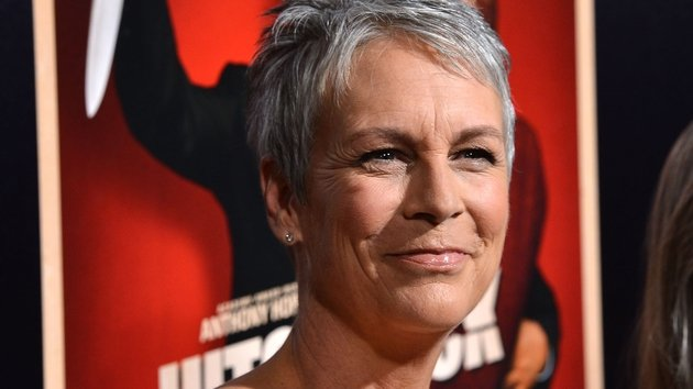 Jamie Lee Curtis - for new TV drama