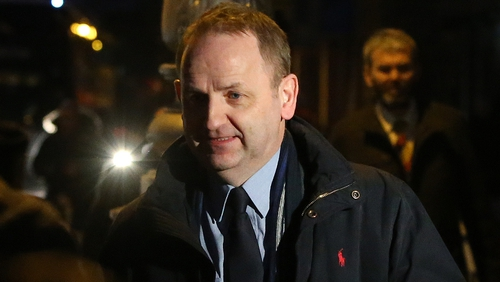 Sgt Maurice McCabe made the complaint in recent weeks