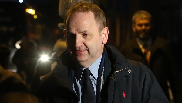 Whistleblower Sgt Maurice McCabe has had access Pulse fully restored