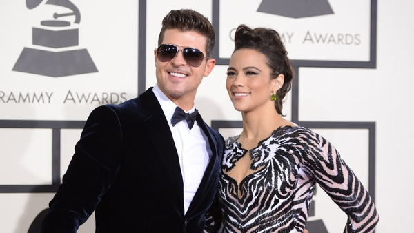 Robin Thicke and Paula Patton have parted ways after 22 years