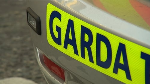 Garda forensic collision investigators are on the scene of the crash on the N11