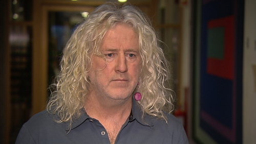 Mick Wallace said the directive to Sgt McCabe was a 'gagging order'