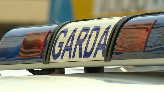 During a follow-up search gardaí recovered items believed to have been used in the raid