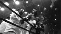 Tom Rowley recalls listening to Cassius Clay beating Sonny Liston in January 1964