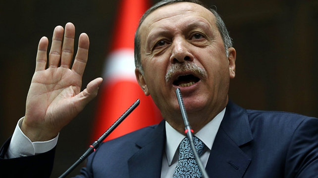 Tayyip Erdogan told parliament there 'is no allegation that we cannot answer'