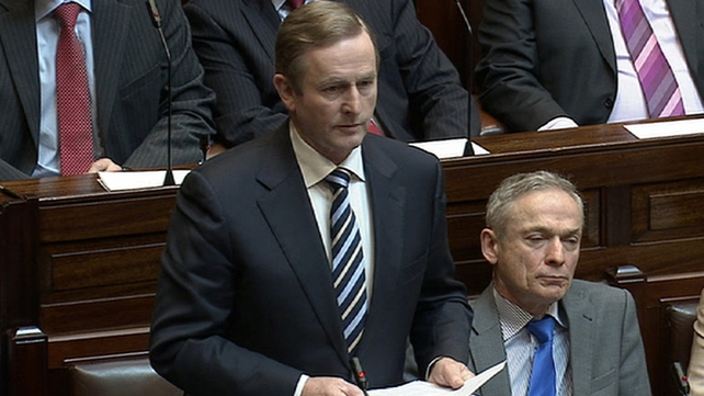 Enda Kenny said public confidence in gardaí was essential