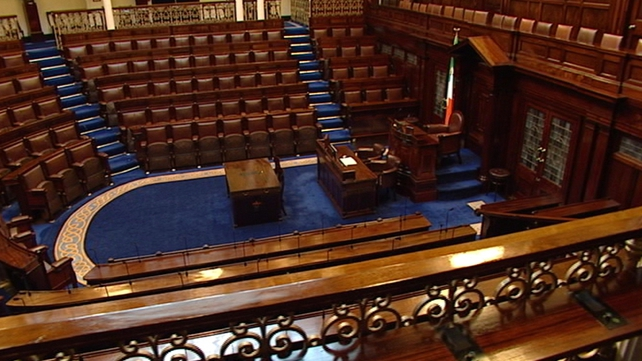 The Dáil is set to adjourn this evening until 17 September