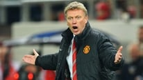 Pressure is growing on David Moyes ahead of Man United's game against Olympiacos