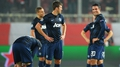 Frustrated van Persie hits out at team-mates