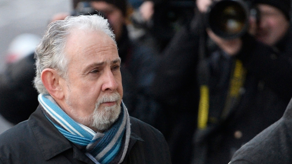 John Downey walked free from the Old Bailey in London yesterday