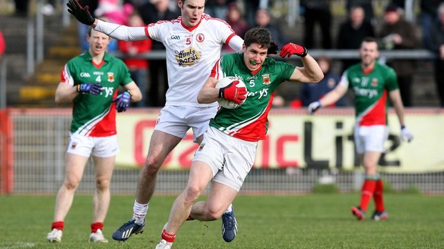 Lee Keegan and Mayo can kick-start their season with a win over Kerry