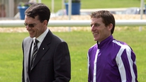 Aidan O'Brien says Johnny Murtagh was a wonderful jockey
