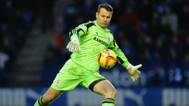 Shay Given: 'It has been