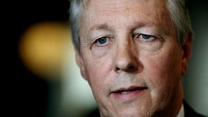 Peter Robinson said the impasse was already impacting on the NI economy