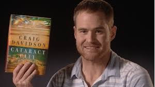 Craig Davidson, author