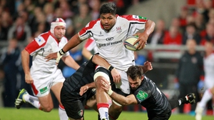 Williams has become a firm favourite at Ravenhill