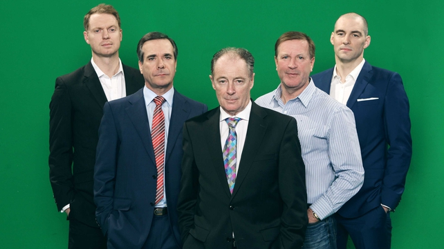 Tony McDonnell, Peter Collins, Brian Kerr, Ronnie Whelan and Richie Sadlier will all play starring roles in RTÉ Two's Soccer Republic