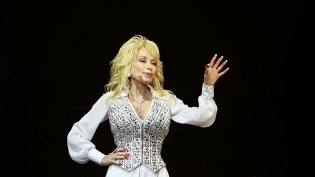 Dolly Parton: Glastonbury-bound