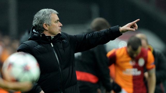 Jose Mourinho wants to see Chelsea start winning away