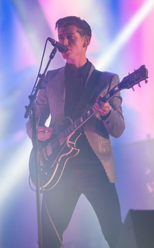 The Arctic Monkeys were the big winners at the NME Awards