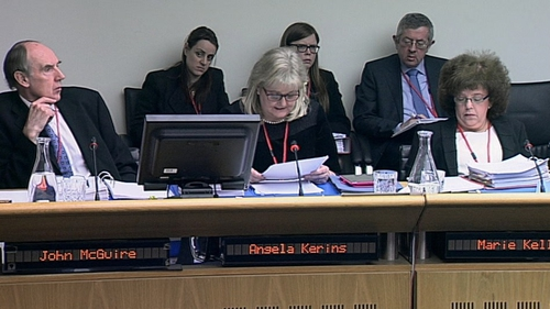 The Public Accounts Committee is seeking compellability powers in relation to Rehab