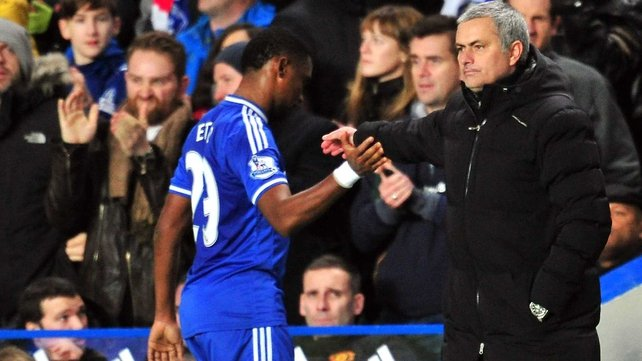 Jose Mourinho insists his Chelsea side will overcome a two-goal deficit