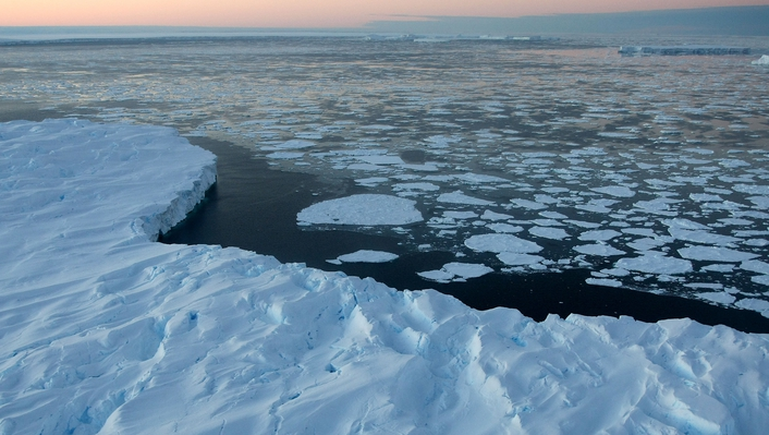 Arctic temperatures rise twice as fast as rest of planet