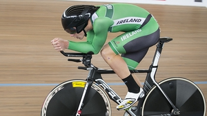 Ryan Mullen will race for bronze in the individual pursuit