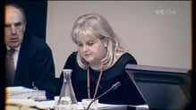 Rehab Chief Executive Angela Kerins defends her pay at the PAC