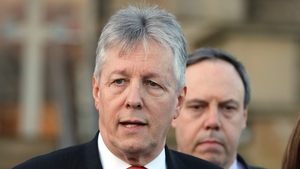 Mr Robinson said they are not opposed to pacts with other unionists to maximise unionist representation