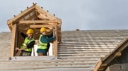 The housing construction index is compiled by Link2Plans from local authority data