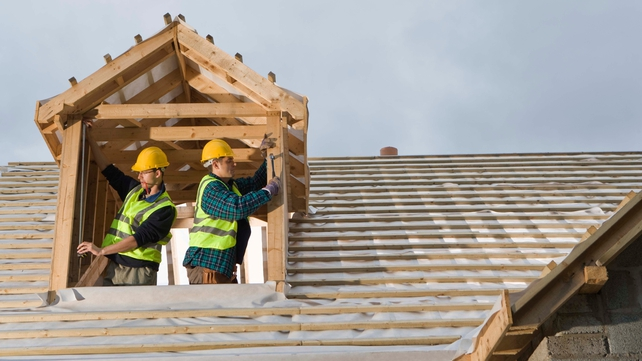 Taoiseach Enda Kenny said the plan should give hope to construction workers