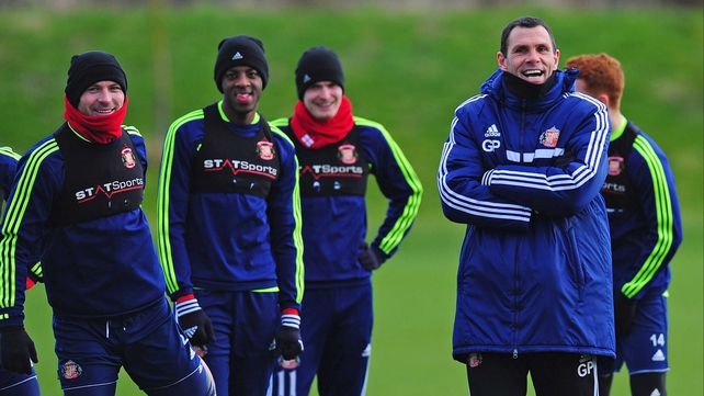 Gus Poyet has managed Sunderland to the brink of safety
