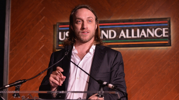 Chad Hurley was honoured on the night