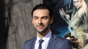"""Aidan Turner: """"I'm very excited to play Ross Poldark"""""""