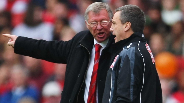 Alex Ferguson: 'Six from that belt and you were in absolute agony. That was the punishment you had'